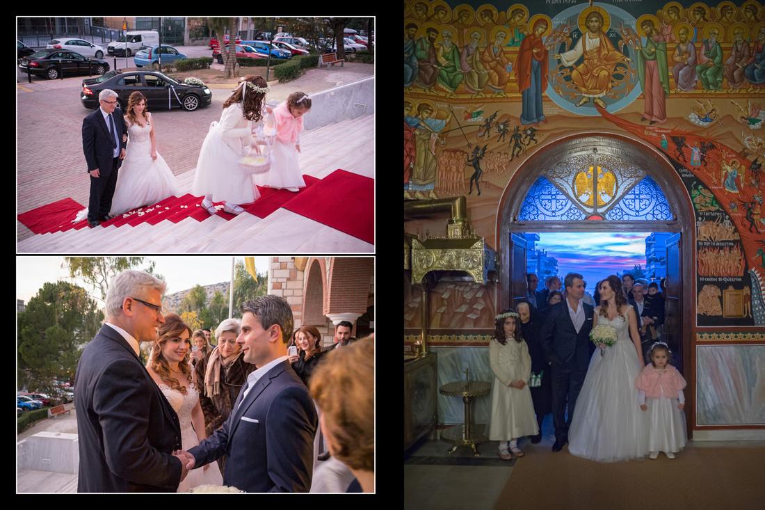 Φωτογραφιες γαμου Αθηνα Στεφανος Καραουλης