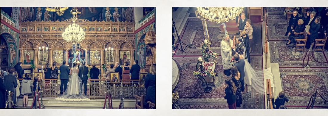 φωτογραφίες γάμου στον Αγ. Νικόλαο Καισαριανής