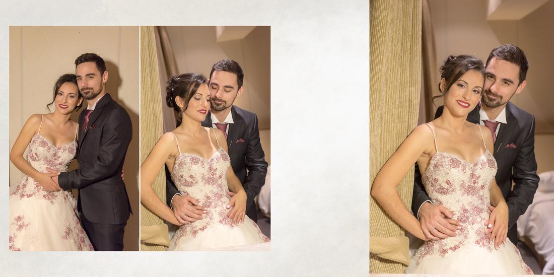 Φωτογραφηση δεξιωσης γαμου στο Fenix Hotel