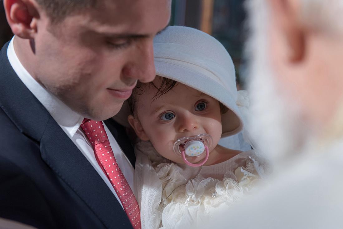 φωτογραφία βάπτισης Αθήνα