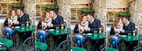 Stephane Photography engagement shooting in Plaka Athens Greece