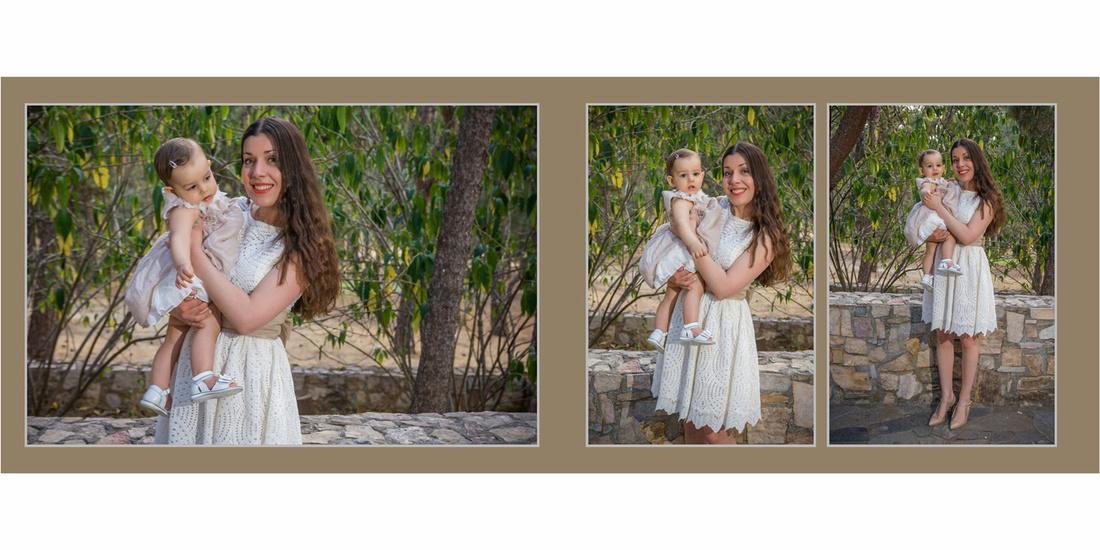 φωτογραφια βαπτισης Αθηνα