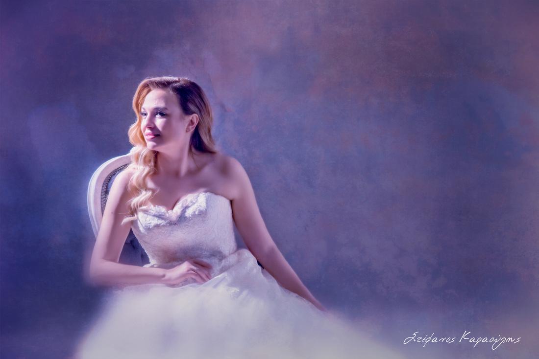 καλλιτεχνικο πορτραιτο γαμου
