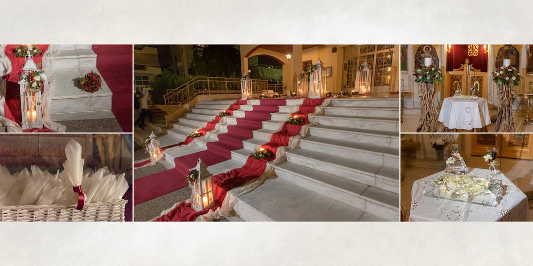Φωτογραφηση Γαμου στη Γλυφαδα